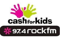 Cash for Kids and Rock FM