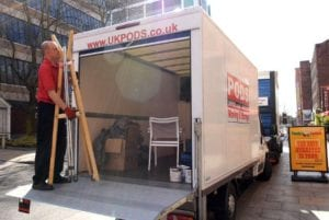 pods man and van manchester loading