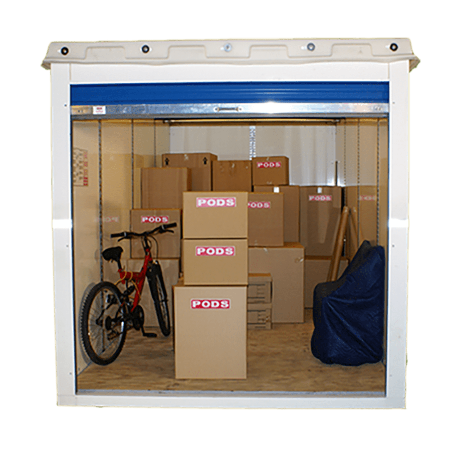 PODS More Than Just Self Storage Containers For Hire